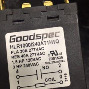 Goodspec 30amp Relay