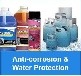 Anti Corrosion & Water Protection