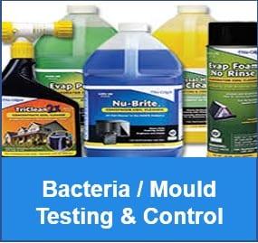 Bacteria / Mould Testing & Control