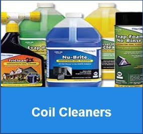 Coil Cleaning & Treatment