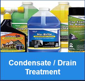 Condensate Drain Treatment