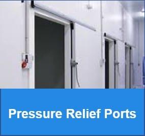 Pressure Relief Ports