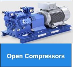 Open Compressors