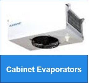 Cabinet / Case Style Evaporators