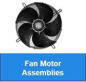 Fan Motor Assemblies