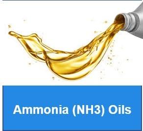 Ammonia (R711) Oils