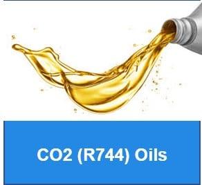 C02 (R744) Oils