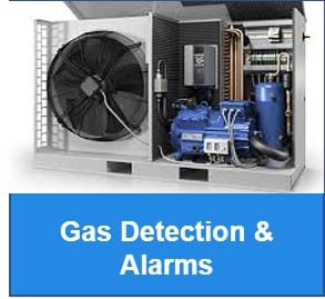 Gas Detection & Alarms