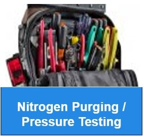 Nitrogen Purging / Pressure Testing