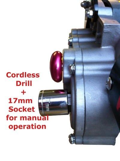 JD CM340 manual point