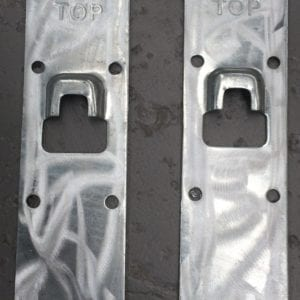 Pacific Cantilever Wall Mounting Plate
