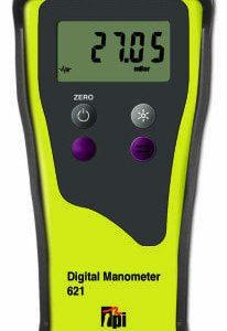 TPI 621 Dual Differential Input Manometer