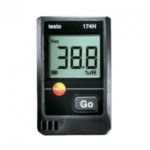 Testo 174H Mini Data Logger