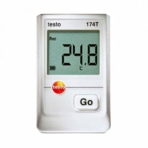 Testo Model 174T Temperature Data Logger