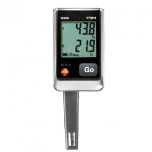 Testo Model 174H Temperature & Humidity Data Logger