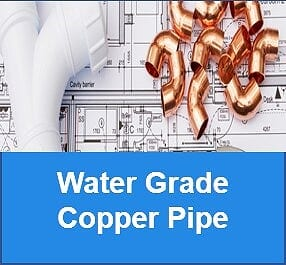 Copper Pipe - Plumbing