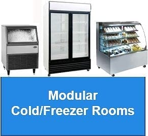 Modular Cold / Freezer Rooms
