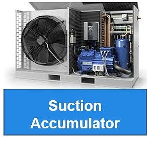 Suction Accumulator
