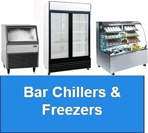Bar Refrigerators & Freezers