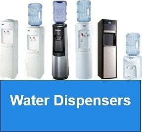 Water Cooler / Heater Dispensers