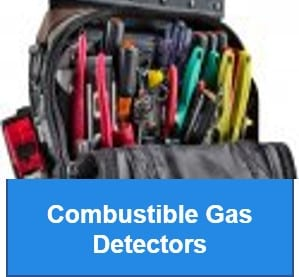 Combustible Gas Leak Detection