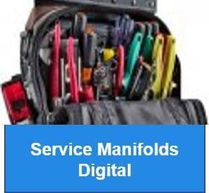 Service Manifolds - Digital/Wireless/Bluetooth