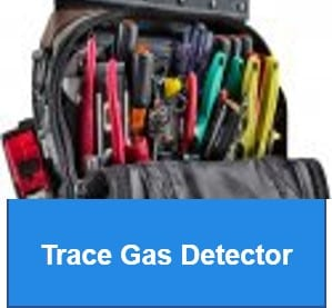 Tracer Gas Detection